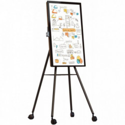 TABLEAU CHEVALET LCD 43 POUCES I3 SIXTY