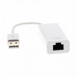 ADAPTATEUR T'NB USB 2.0 VERS RJ45