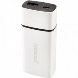 BATTERIE UNIVERSELLE INTENSO 5200 MAH BLANCHE