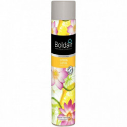 BOMBE DÉSODORISANTE BOLDAIR CITRON 750ML