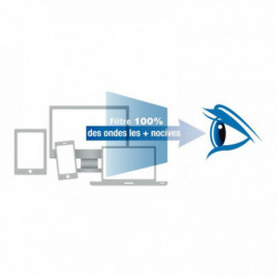 FILTRE ANTI-LUMIÈRE BLEUE BLUECAT SCREEN 22'' TAILLE ÉCRAN 297X475MM