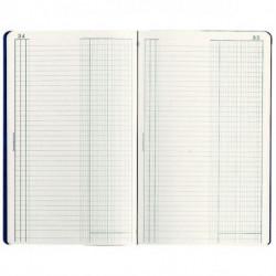 JOURNAL 80 PAGES FOLIOTÉS 2 COLONNES ET 38 LIGNES FORMAT 32 X 19,5 CM