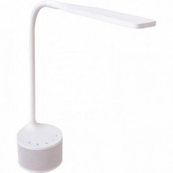 LAMPE LED SOUND BLANC