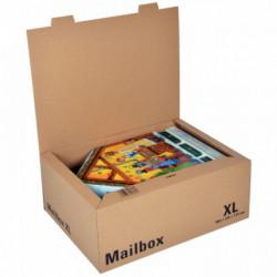 PAQUET 10 MAIL BOX 460X335X175