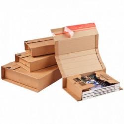 PAQUET DE 20 ETUIS EXPEDITION 147X126X-55 CD