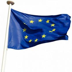 PAVILLON UNION EUROPÉENNE 1X1,5M + ANNEAUX