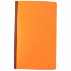 PIQÛRE DE 80 PAGES RECETTES/DÉPENSES FORMAT 32 X 19,5 CM