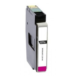 CART. ROUGE COMPATIBLE JE EPSON C13T071340T0713 250P.