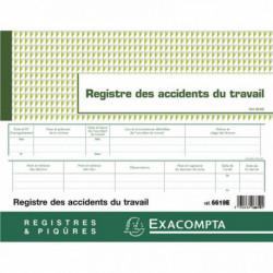 REGISTRE DES ACCIDENTS DU TRAVAIL