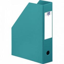 BTE DE CLASSEMENT COLOR LIFE PLIANTE PVC DOS 7 TURQ 400080228