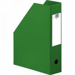 PORTE REVUES  COLOR LIFE PLIANTE PVC DOS 10 VERT 400080232