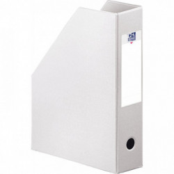 PORTE REVUES  COLOR LIFE PLIANTE PVC DOS 7 BLANC    ELBA 400081698
