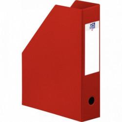 PORTE REVUES  COLOR LIFE PLIANTE PVC DOS 7 rouge    ELBA 400081697