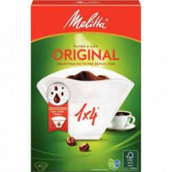 FILTRE A CAFE N°4 BTE DE 40 GS30