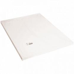 CARTON PLUME 50x65 5MM PQT 5 CLAIREFO 93661C
