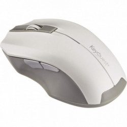 SOURIS OPTIQUE OFFICE KEYOUEST SANS FIL BLANC