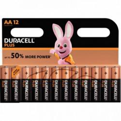PILE DURACELL PLUS POWER AA LR6 x12  5000394017825