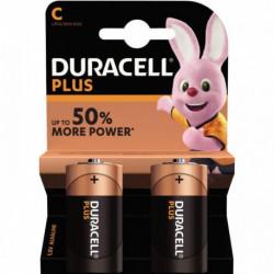 PILE DURACELL PLUS POWER C x 2  5000394019089