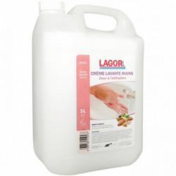 SAVON LIQUIDE DOUX  CREME MAIN LAGOR  5L DS53