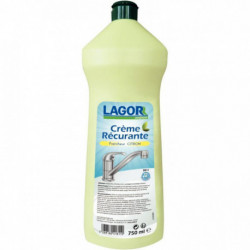 CREME A RECURER LAGOR CITRON 750ml DR11