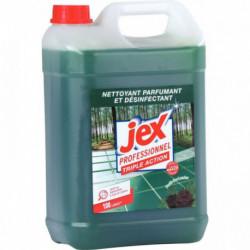 NETTOYANT Jex PRO désinfectant Triple Action Forêt des Landes BIDON 5L CONTAC
