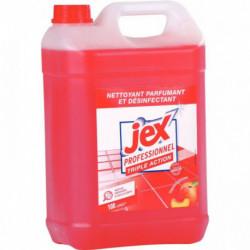 NETTOYANT Jex PRO désinfectant Triple Action Vergers de Provence CONTACT ALIM.