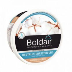 Boldair gel destructeur d'odeurs fleur de coton 300 gr PV56013202