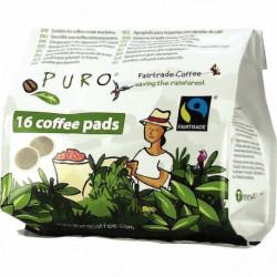CAFE DOSETTE PURO  TYPE SENSEO 80% ARABICA 20% ROBUSTA BTE 16 527420