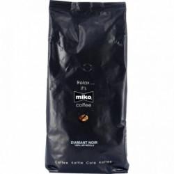 CAFE MOULU 100% ARABICA MIKO DIAMANT NOIR PQT 1KG 501411
