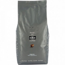 CAFE MOULU MIKO ONYX  50% ARABICA 50% ROBUSTA PQT 1KG 501413