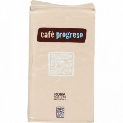 PAQUET DE CAFÉ PROGRESO ROMA MOULU 1KG