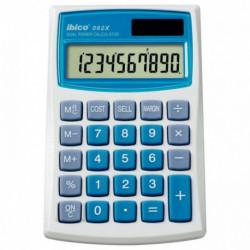 CALCULATRICE POCHE IBICO 082X 11,2 X 6,8 X0,8 CM ACHAT/VENTE/MARGE IB410017