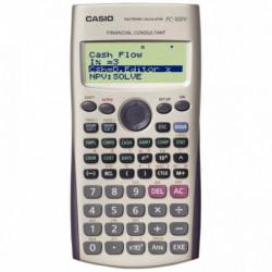 MACHINE À CALCULER FINANCIÈRE CASIO FC-100V