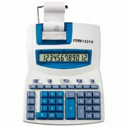 CALCULATRICE IMPRIMANTE IBICO 1221X 12CH.-SECTEUR-ACHAT/VENTE/MARGE ENC 34248 IB