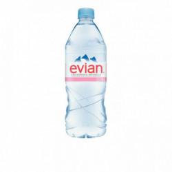 EAU EVIAN 1L 2 PACK DE 12 8010036