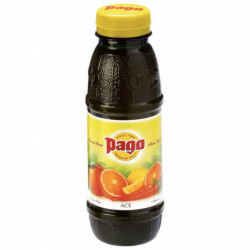 PAGO ORANGE CAROTTE CITRON 33CL x12 8021275