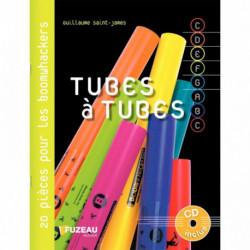 MÉTHODE PROGRESSIVE TUBES À TUBES + CD