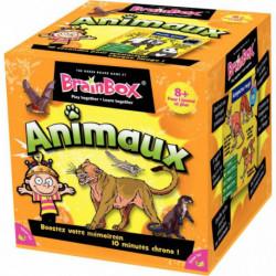 BRAIN BOX ANIMAUX 93301