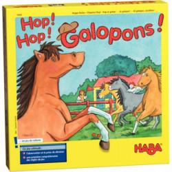 HOP HOP HOP GALOPONS !