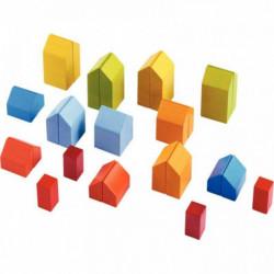 BOITE DE CONSTRUCTION EN 3D 28 PIÈCES
