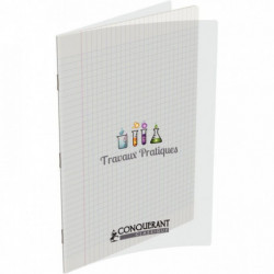 CAHIER PIQURE POLYPRO TP 24x32 96 PAGES UNIES&SEYES 90 G HAMELIN 400002795