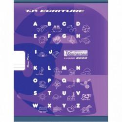CAHIER TP MATERNELLE PIQUE 90G 32 PAGES DL5MM+UNI RHODIA 108503C