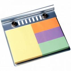 BLOCS RECH NOTES REPOS 100x75 4 TICKETS BPR22 FSC