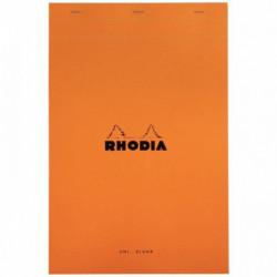 BLOC RHODIA N°119 UNI 80G 21x31,8 A4+  19000C
