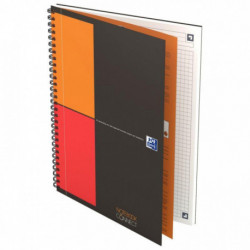 CAHIER OXFORD NOTEBOOK CONNECT FORMAT B5 160P 90G 5x5 400080784
