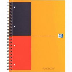 FILING BOOK LIGNE A4+ 80G 200 PAGES PERFORÉES REF35-12-04 OXFORD 100102000