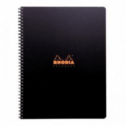 NOTEBOOK RHODIACTIVE A4+ 160P Q55 COUV POLYPRO RHODIA 119900C