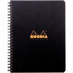 NOTEBOOK RHODIACTIVE A5+ 160P Q5X5 COUV POLYPRO RHODIA 119910C