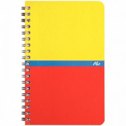 CARNET 11x17 100 PAGES 70 G SPIRALE   100103343 CONQUERA 100103343