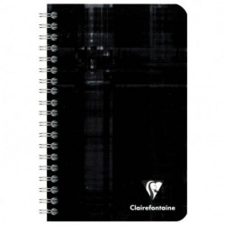 CARNET CLAIREFONTAINE REL INTEG 11x17 100 PAGES 5x5 90G 68682C